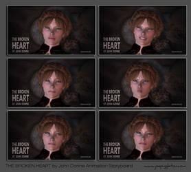 THE BROKEN HEART by John Donne Animation by JoePingleton