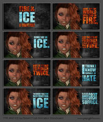FIRE AND ICE by Robert Frost Animation by JoePingleton