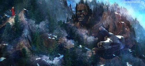 Speaking to the Mountain by JoePingleton