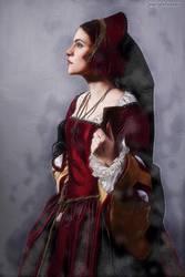 Tudor Painting Experiment by JoePingleton