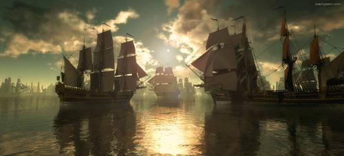 Armada by JoePingleton