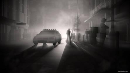 Streets of Darkness by JoePingleton