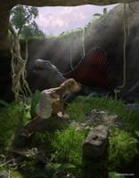 Lair of the Beast by JoePingleton