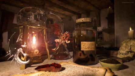 Alchemy by JoePingleton