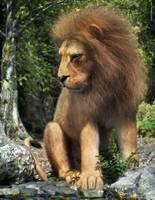 Lying to the Lion by JoePingleton