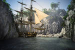 Pirate's Cove by JoePingleton