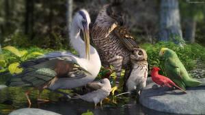 Featherbrained by JoePingleton