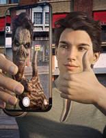 The Selfie of Dorian Gray by JoePingleton