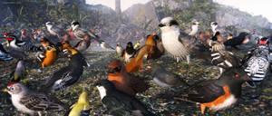 Freebirds by JoePingleton