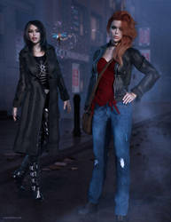 Vampiric Charms by JoePingleton