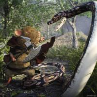 Mouse Guard by JoePingleton