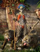 Jaguar Queen by JoePingleton