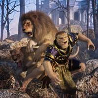 Hear Us Roar by JoePingleton