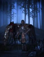 Knighty Knight by JoePingleton
