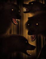 Night of the Wolf by JoePingleton