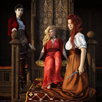 First Sisters by JoePingleton