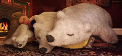 Goldilocks and the Three Bears by JoePingleton