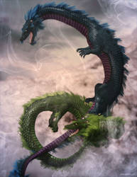 Twisted Pair by JoePingleton