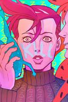 Hello...? by emptycicada1