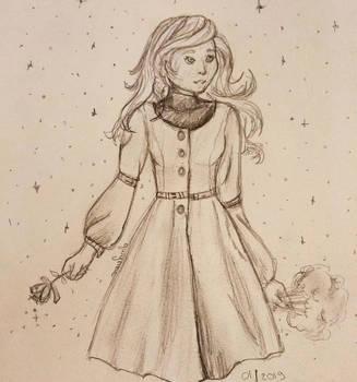 Sketching by gwynneo
