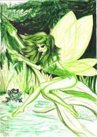 Fairies by Catravenz
