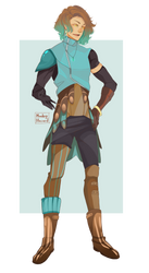 Comm: Nerathe by MonkeyHazard