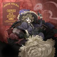 Irene Adler by Sally-Avernier