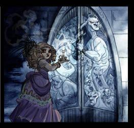 Keep secret by Sally-Avernier