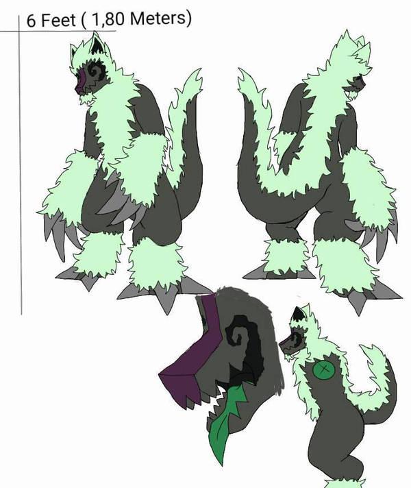 Spectre Character Sheet by simoloita