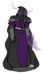 Moleph The Undead Warlock by simoloita