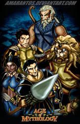 mythology by Amarantos