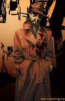 Rorschach by Ammotu