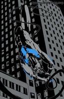 Nightwing - by Ammotu