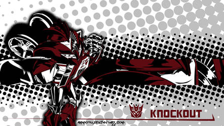Transformers Prime Knockout by Ammotu