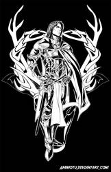 Renly Baratheon by Ammotu