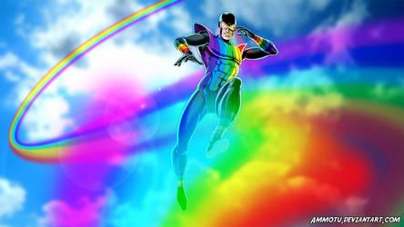 Rainbow Raider by Ammotu