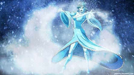 Killer Frost by Ammotu