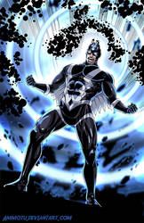 B - is for Black Bolt by Ammotu