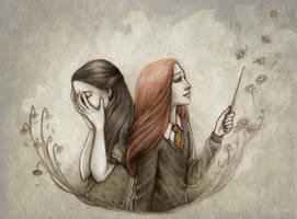 Witch Dream by hallmarccus