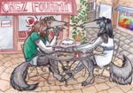 Chez Fourmi by shiverz