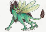 Syxx Dragon by shiverz