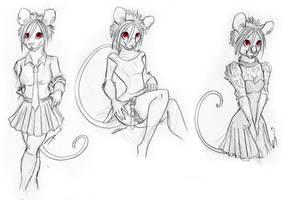 Mousey Style by shiverz