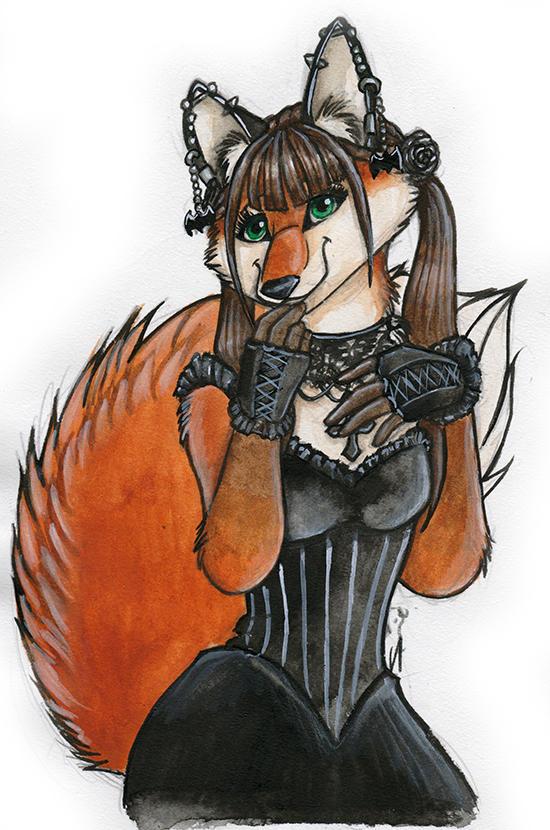 Vixen Lolita by shiverz