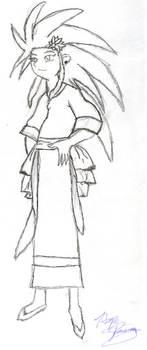 Ryoko, My Style by Angel-Hope-Sama
