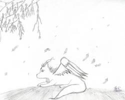My Angelic Guardian Wolf by Angel-Hope-Sama