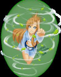 Shizue NEW ID by SorceressDream