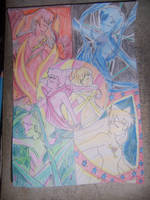 Sailor Moon - New Generation by Dark-Anmut