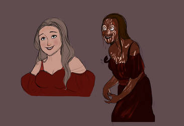 Carrie White by Domnics