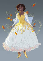 Grimm's Cinderella by Domnics