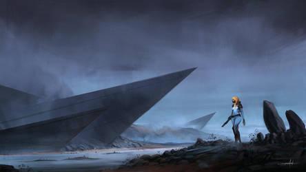Planet Exploration by JJcanvas